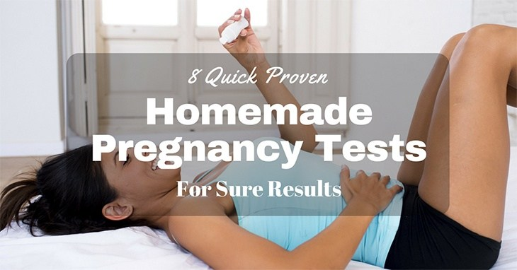 Homemade Pregnancy Test