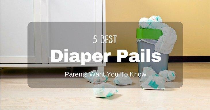 best diaper pails