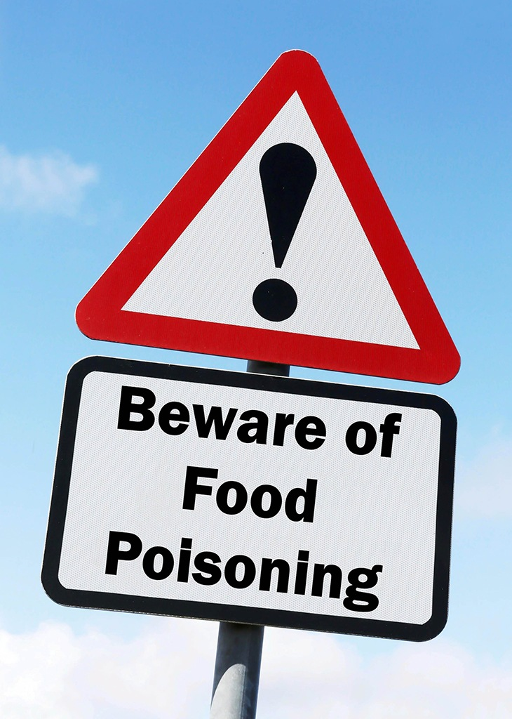 food poisoning harm