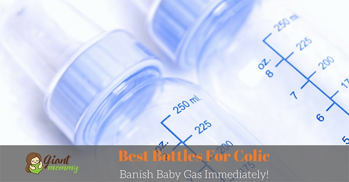 best baby bottles for gas and colic